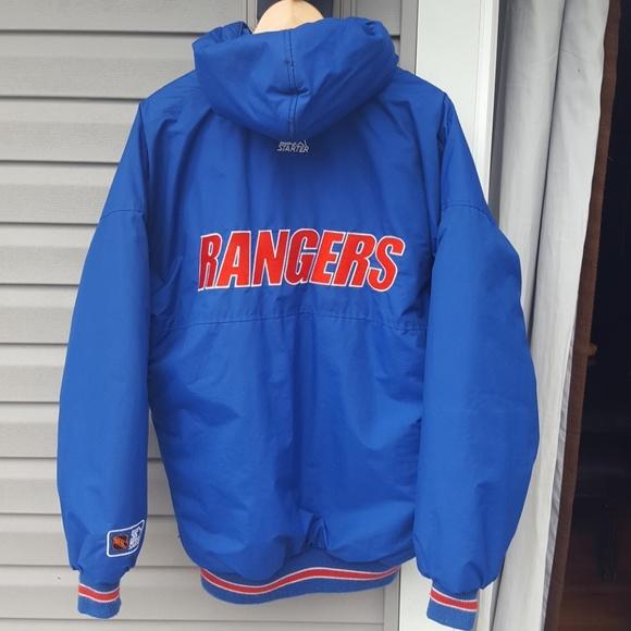 Vintage 90s NY Rangers Starter Jacket. M 5b82b4523e0caa2864e7e1be ea5bd3deac